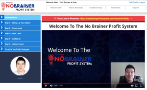 Is No Brainer Profit System a scam