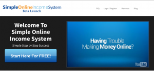 What is Simple Online Income System